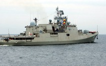 Nga bàn giao tàu chiến tàng hình thứ ba cho Ấn Độ