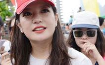 Triệu Vy muốn trở thành công dân Hong Kong?
