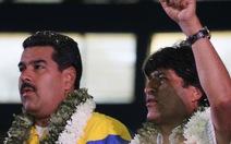 """Tổng thống Bolivia: """"Không run tay khi đóng cửa Đại sứ quán Mỹ"""""""