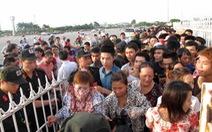 Sân Mỹ Đình sốt vé xem trận Việt Nam - Arenal