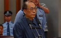 Tuyên tử hình Cựu bộ trưởng đường sắt Trung Quốc