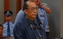 Cựu bộ trưởng đường sắt Trung Quốc lãnh án tử hình treo