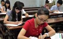 Kết thúc thi ĐH 2013: Đề hóa rải đều, đề văn hay nhưng khó