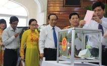 Trưởng Ban Pháp chế HĐND TP Đà Nẵng có số phiếu tín nhiệm cao nhiều nhất