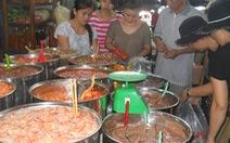 Ghé chợ Đông Ba mua mắm Huế