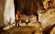 Cấp giấy chứng nhận chinh phục hang động lớn nhất thế giới