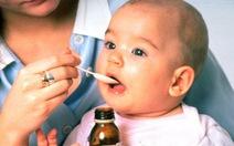 Những lưu ý cần thiết khi cho trẻ uống thuốc