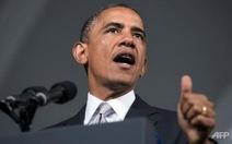 Tổng thống Mỹ cảnh báo Trung Quốc không sử dụng vũ lực trên biển