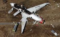 Thêm nạn nhân thiệt mạng vụ rơi máy bay Asiana