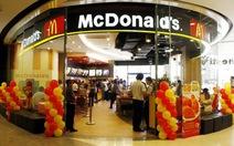McDonald's chính thức vào Việt Nam