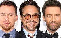 """Người sắt"" thu nhập cao nhất Hollywood"