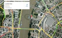 Google Maps và Outlook Web App tiến lên iPad