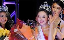 Cô gái Nhật gốc Việt lên ngôi Hoa hậu Việt Nam Toàn cầu
