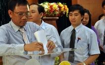 """Phó chủ tịch tỉnh Bà Rịa - Vũng Tàu nhiều """"phiếu tín nhiệm thấp"""" nhất"""
