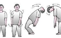 Tôi tập thiền đứng