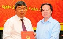 Ông Nguyễn Phước Thanh nhậm chức Phó thống đốc Ngân hàng Nhà nước