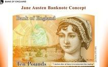 Nhà văn Jane Austen sẽ là gương mặt mới trên tờ 10 bảng Anh
