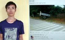 Điều tra vụ ghép ảnh công an bị tai nạn, đưa lên Facebook