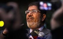 Ai Cập: bắt giữ tổng thống bị lật đổ để thẩm vấn