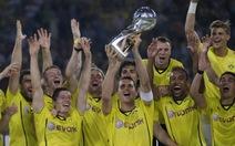 Cú đúp của Robben không đủ để Bayern hạ Dortmund