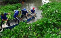 Ra quân cải thiện môi trường, cảnh quan sông Sài Gòn