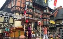 Lễ hội đèn lồng Hội An thu hút dân Đức