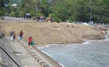 Đổi dự án thành phương án để dễ dàng lấp vịnh Nha Trang