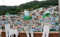 """Gamcheon - ngôi làng """"bích họa"""""""