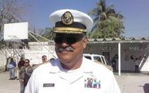 Phó đô đốc hải quân Mexico thiệt mạng vì bị phục kích