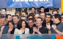 Cú bật ngoạn mục của Facebook