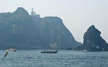 Hàn Quốc phản đối Nhật khảo sát ý kiến về đảo tranh chấp