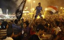 Phó tổng thống Ai Cập kêu gọi đối thoại