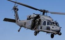 Trực thăng quân sự Mỹ rơi tại Nhật Bản
