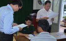 Bàn giao nạn nhân bị nạn trên biển cho Lãnh sự quán Myanmar