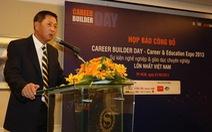 Nhiều cơ hội nghề nghiệp tại Career&Education Expo 2013