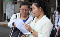 Điểm chuẩn ĐH Công nghiệp thực phẩm, Nông lâm TP.HCM