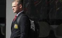 Rooney không đá trận tranh Community Shield