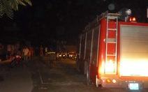 Nổ trạm biến áp 110kV, hàng nghìn dân Hà Nội mất điện