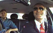 Thủ tướng Na Uy làm tài xế taxi để nghe dân