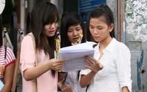 Điểm chuẩn các trường công an tăng mạnh