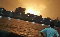 Nổ tàu ngầm lớp Kilo tại Ấn Độ: nghi do lỗi trên tàu