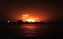 Nổ tàu ngầm lớp Kilo tại Ấn Độ, 18 thủy thủ mắc kẹt
