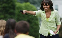 Sao ca nhạc ủng hộ chiến dịch sức khỏe của bà Obama