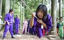 Nhật: du lịch làm ninja hút khách