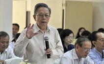 Đề nghị tổ chức phản biện đề án chính quyền đô thị TP.HCM