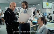 Quảng cáo của Bruce Willis bị cấm vì gây hiểu lầm