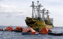 Biển động, Philippines ngừng tìm kiếm 171 người mất tích