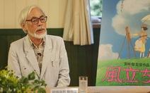 Phim của đạo diễn Hayao Miyazaki bị tố lạm dụng cảnh hút thuốc