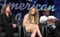 Jennifer Lopez trở lại với American Idol