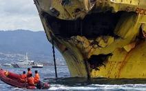 Tàu phà chìm, hàng trăm người chết và mất tích